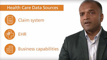 Sameer Siraj, vice president, strategic product management, Optum